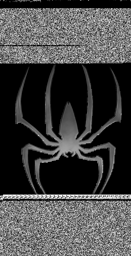 Spider in a malware